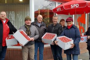 Die Emder SPD wünscht allen ein gesundes und friedliches 2019